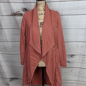 Max Jeans Terracotta 100% Tencil Jacket  Sz XS